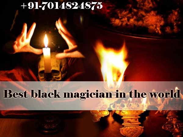 Best black magician in the world
