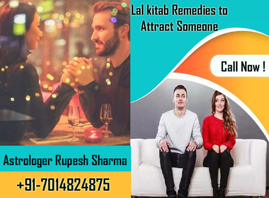 Lal kitab remedies to attract someone