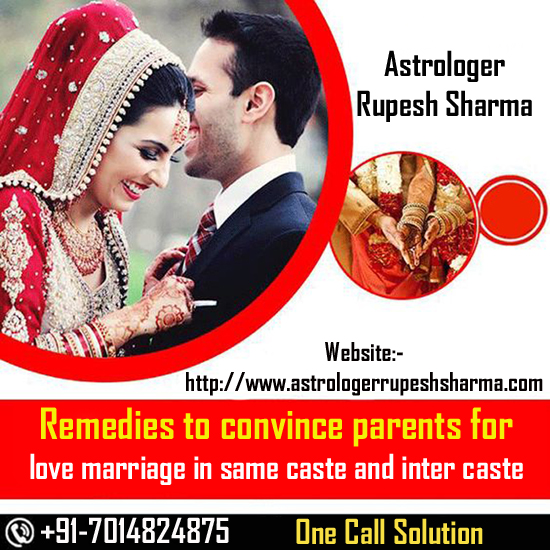 Remedies to convince parents for love marriage