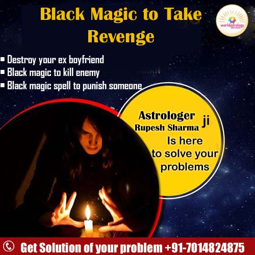 Black magic to take revenge