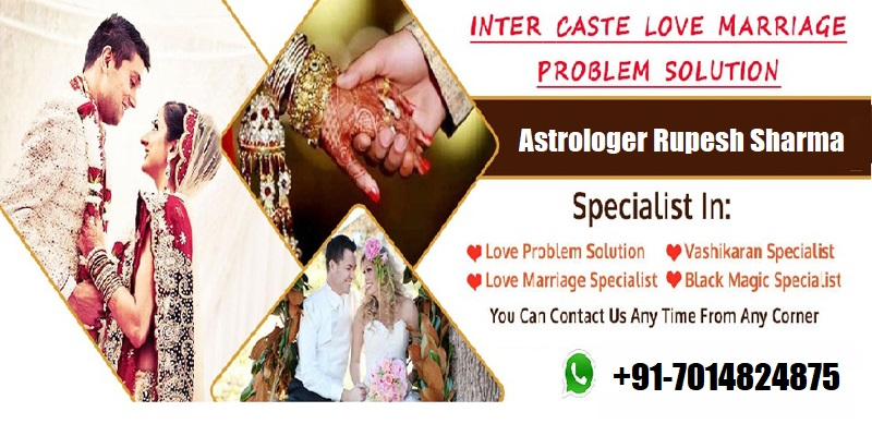 Intercaste love marriage problem solution