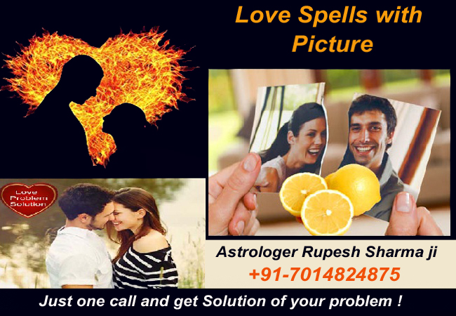 Love spells with picture