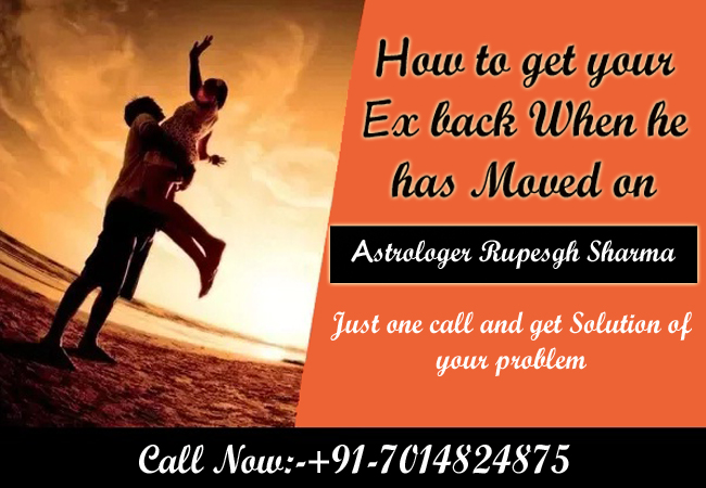How to get your ex back when he has moved on | How to win